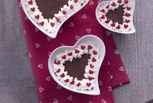 """We ♥ San Valentino / Ricette fatte con il """"cuore"""" per un menù romantico e gustoso - Tempting recipes to create a romantic and delicious menu"""