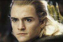 Legolas / Cool and good with a bow . / by Andrea Knauff