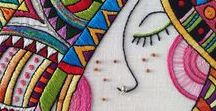 Embroidery: Inspiration