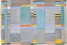 gunta stölzl ❤️ / Gunta Stölzl (1897 – 1983) foi uma designer têxtil alemã que teve papel fundamental no desenvolvimento do atelier têxtil da Bauhaus.