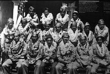 Go For Broke / 442 Regimental Combat Unit / by Gail N. Mode