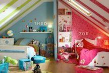 Children's rooms / by Delana Wells