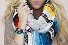 Accessories: Scarves / by Tiffany Rausch