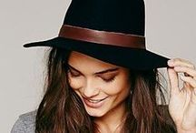Accessories: Hats / by Tiffany Rausch