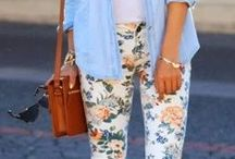 Fashion: Jeans, pants & shorts / by Tiffany Rausch