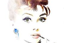 Audrey / by Carol Mayne