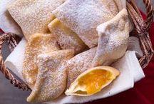 A Carnevale, ogni ricetta vale! / A Carnevale la tavola è in festa e le parole d'ordine sono fantasia e abbondanza; fatevi guidare dai vostri desideri culinari e scoprite tutte le nostre proposte di fritti regionali.