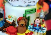 Children's Stories Cake Inspiration / Inspiration to feed imaginations for the 2015 show competition.
