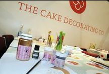 The Cake Decorating Company / Browse this Pinterest board from our proud sponsors The Cake Decorating Company for inspiration, tutorials and lots of ideas to get you in a cakey mood for the show!