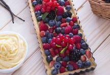 Viva la frutta! / Ricette fresche, colorate e fruttate...diamo il Benvenuto all'Estate!