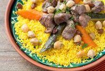 Cucina Etnica! / Gira il mondo stando seduto comodamente a tavola. Scopri tutte le nostre ricette etniche!