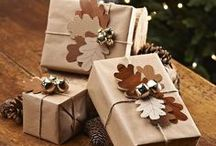 PACKAGING & WRAPPING / Whether you're wrapping gifts for loved ones or packaging orders to send out to customers, find creative tips and DIY projects to leave a lasting impression.