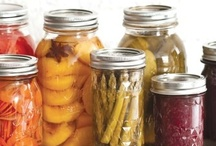 recipes: canning & preserving / by Kelley Epstein {Mountain Mama Cooks}