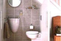 Bathrooms / by Kellie Alexandra