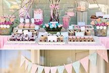 Party Decor / tips and tricks to create a look worthy of any hostess with the mostess / by Emily Falappino
