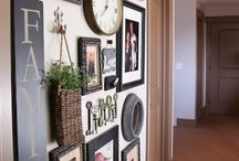 Home Things / Inspirational ideas for my home / by Rebecca Rader