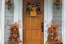 Seasonal -Fall, Halloween, Thanksgiving / by Pat Worden
