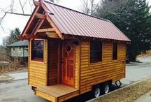 Tiny Houses / Tiny houses, small houses, cabins, and all kinds of tiny homes. / by The Tiny Life