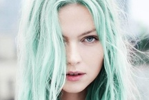 HAIR | FANTASY COLOR / pastel hair  / by Jess Wilcox
