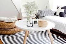 Sköna rum och snygga detaljer