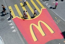 Creative Marketing / Creative and Guerrilla Marketing Design & Ideas for Modern Advertising