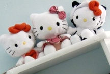 Hello Kitty / by Danielle Miranda-Jewelry