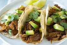 recipes: taco tuesday / by Kelley Epstein {Mountain Mama Cooks}