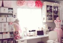 Craft Rooms / by Danielle Miranda-Jewelry