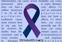 I Have Rheumatoid Arthritis / by Danielle Miranda-Jewelry
