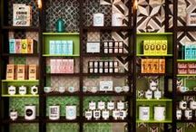 shops / by Fiolka Iroko