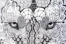 Zentangle Art / by Tammy Daily