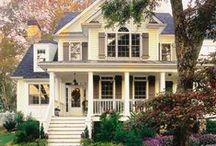 dream home - exterior / by Erin Rose Shaeffer