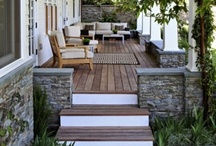 dream home - outdoors / by Erin Rose Shaeffer