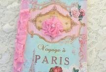 I Love Paris! / by Danielle Miranda-Jewelry