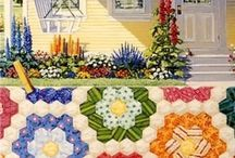Love of Quilts / All kinds of quilts and tips for you / by Jackie Adams