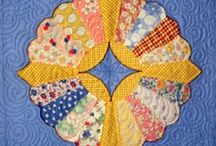 Quilt  Applique / Blocks  and ideas / by Carol Engeron