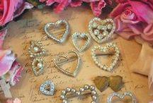 Vintage Romance / by Danielle Miranda-Jewelry