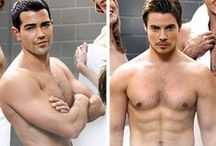 Male Celebrity Shirtless   / The best male celebrities in Shirtless!  / by the Celeb Archive