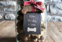 Dog Food & Crafts / Spoil your fur babies with these homemade pet foods and crafts.