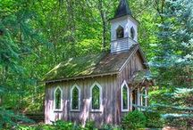 Churches - Amazing Grace / by Teri Redford
