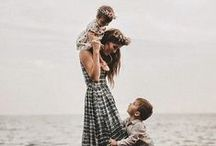 PHOTO INSPRIRATION | MOTHER + BABY