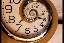Half past..... / The time and it's many ways to view it / by Sandra Arnold