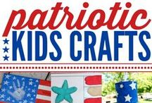 Celebrating the 4th! / Celebrate the 4th of July with these crafts, recipes, book suggestions, and more.
