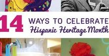 Hispanic Heritage Month / Celebrating Hispanic Heritage Month, September 15-October 15.