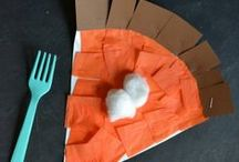 Fall Crafts / Have fun this fall by making creative and educational crafts.