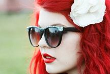 Seeing Red / Red Hair ❤️ / by Sandra Arnold