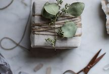 Paper and string / Gorgeous wrapping / by Sandra Arnold