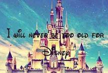World of Disney / Disney, Pixar and anything associated