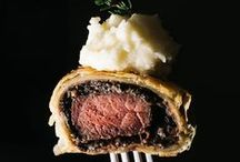 .moo moo: beef. / Beef, it's what's for dinner and these recipes will help get you there.