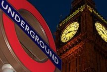 Mind The Gap / London Underground or The Tube as we call it